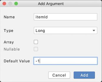 添加数据的时候会显示这个对话框,这里可以输入数据类型、默认值和其它所需的信息